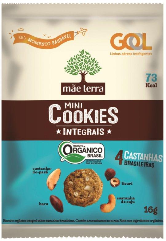 Gol Mini Cookies