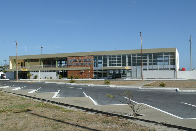 Terminal Aeroporto Parnaíba Piauí
