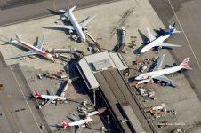 Aeroporto Internacional de Guarulhos GRU SBGR Aérea