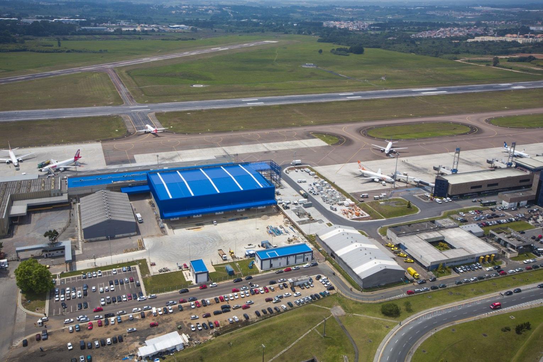 Aeroporto Afonso Pena Curitiba : Infraero apresenta potencial de negócios em aeroportos do