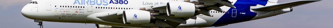 Avião Airbus A380