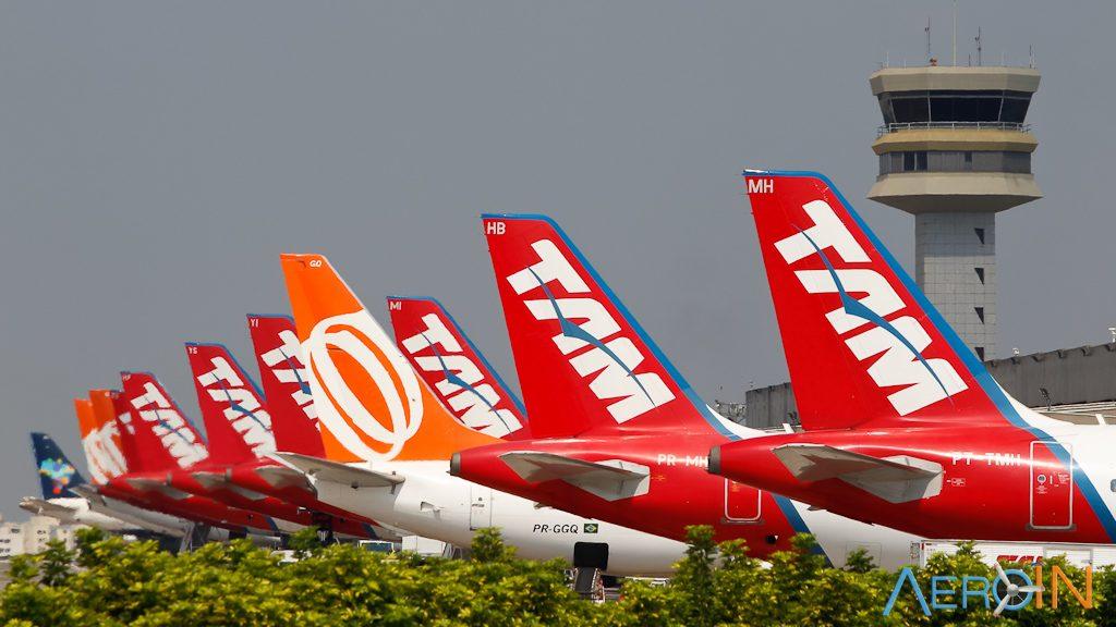 Pátio Aeroporto Congonhas