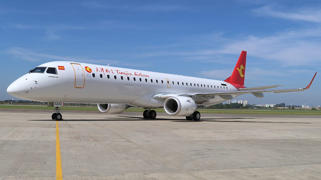 e195-tianjin-airlines-china