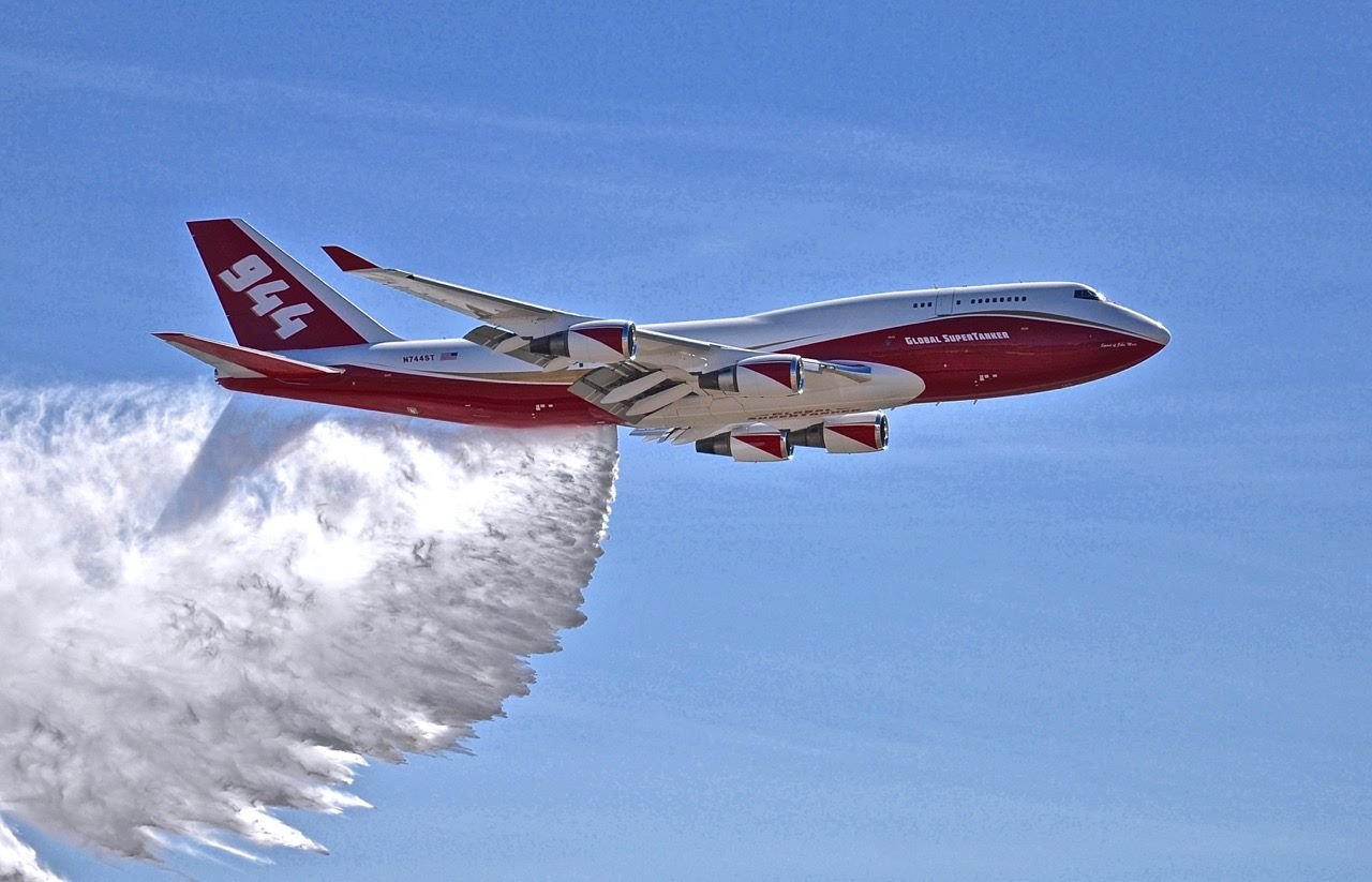 Imagem: Facebook / Global Supertanker LLC.