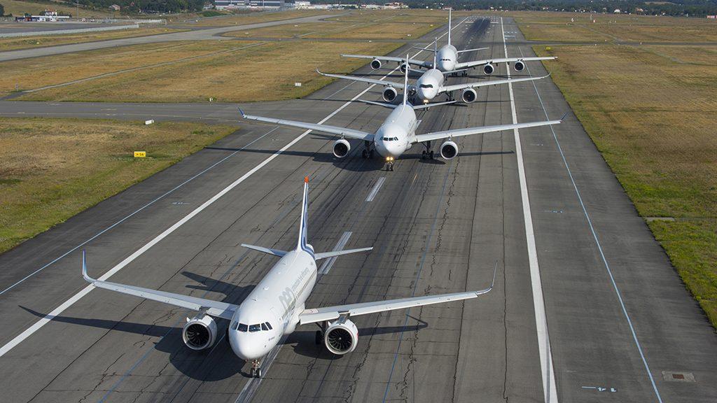 Aviões Airbus