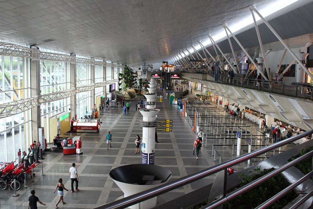 Terminal Aeroporto de Belém Val-de-Cans