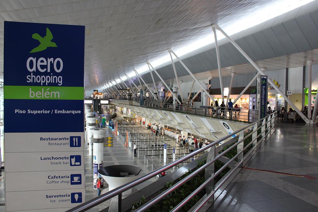 Terminal Aeroporto de Belém Pará