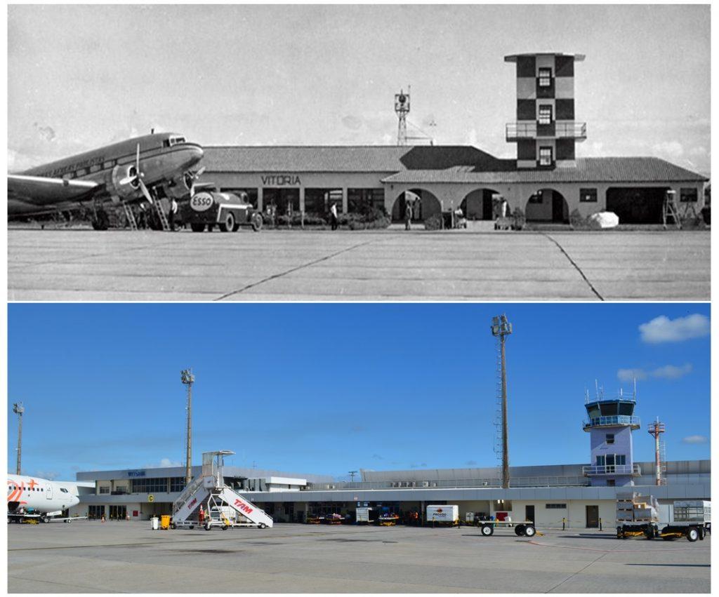Aeroporto Vix : Aeroporto de vitória comemora anos