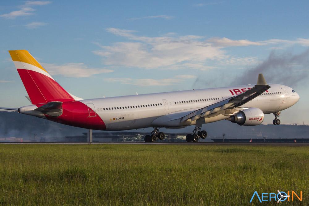 A330 Iberia