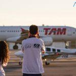Avião Spotter Day Fotografia