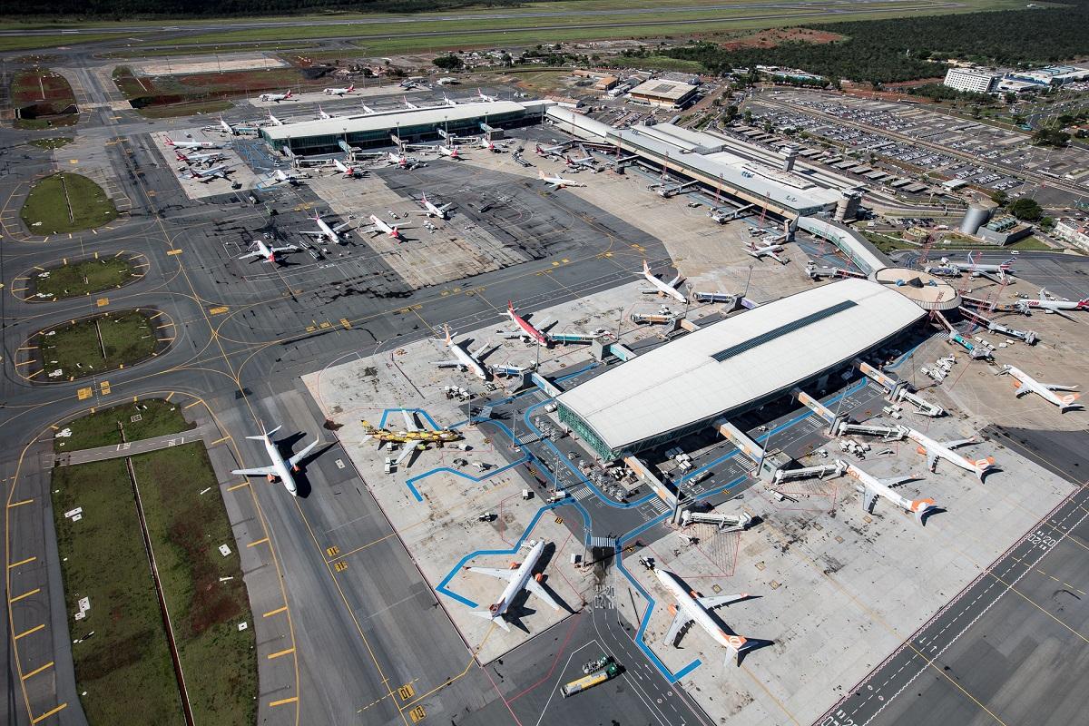 Aeroporto Brasília Inframerica