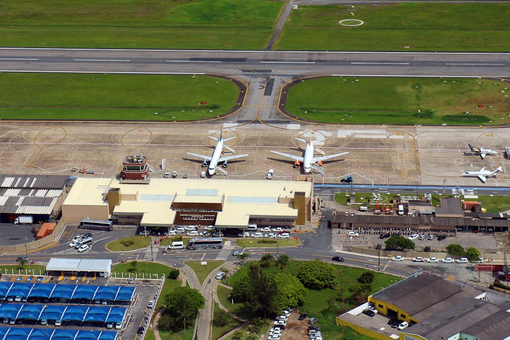 Infraero Aeroporto Navegantes SC