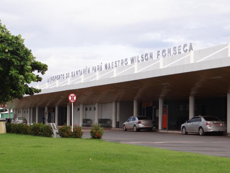 Aeroporto Santarém