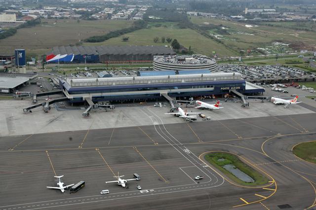 Aeroporto Internacional Salgado Filho Porto Alegre Rs Brasil : Aeroporto de porto alegre registra crescimento no