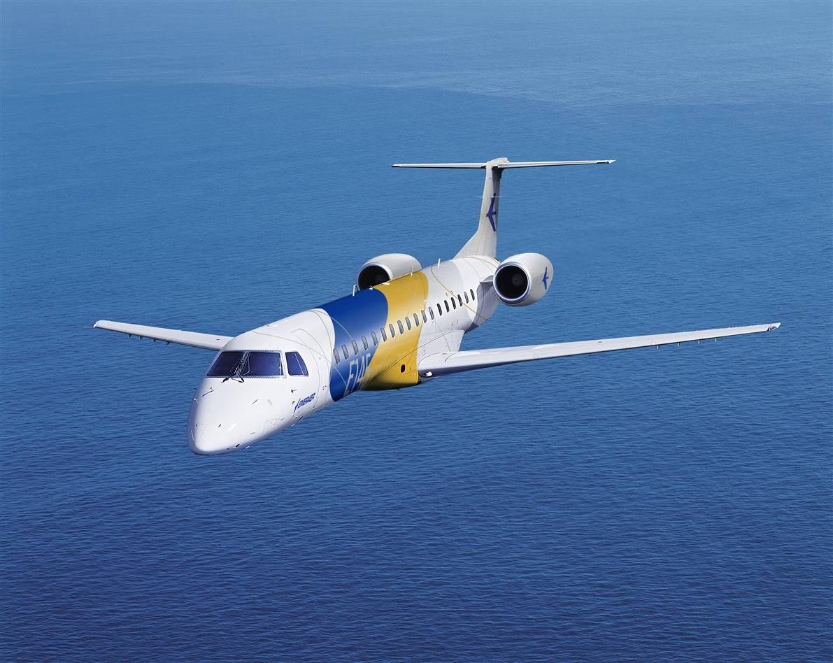 Avião Embraer ERJ-145