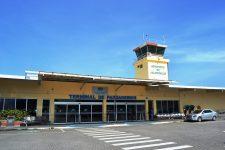 Terminal Passageiros Aeroporto Jacarepaguá