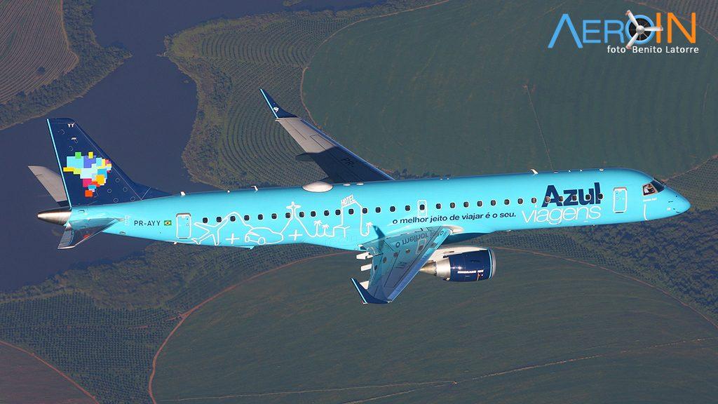 E195 Azul Viagens Desconto
