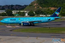 Avião Airbus A330 Azul Viagens