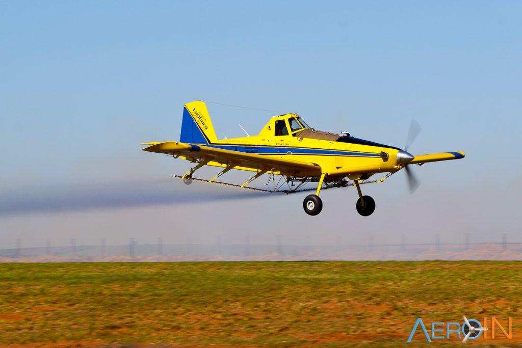 Air Tractor Avião Agrícola