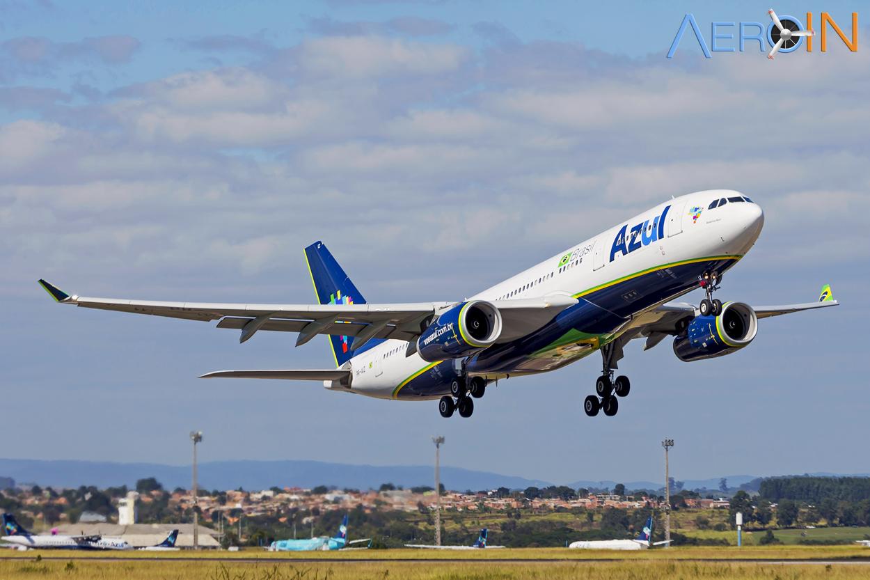 Airbus A330-200 Azul Viracopos