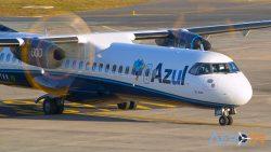 Avião ATR-72 Azul