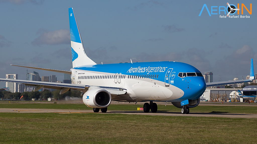 Aerolíneas 737
