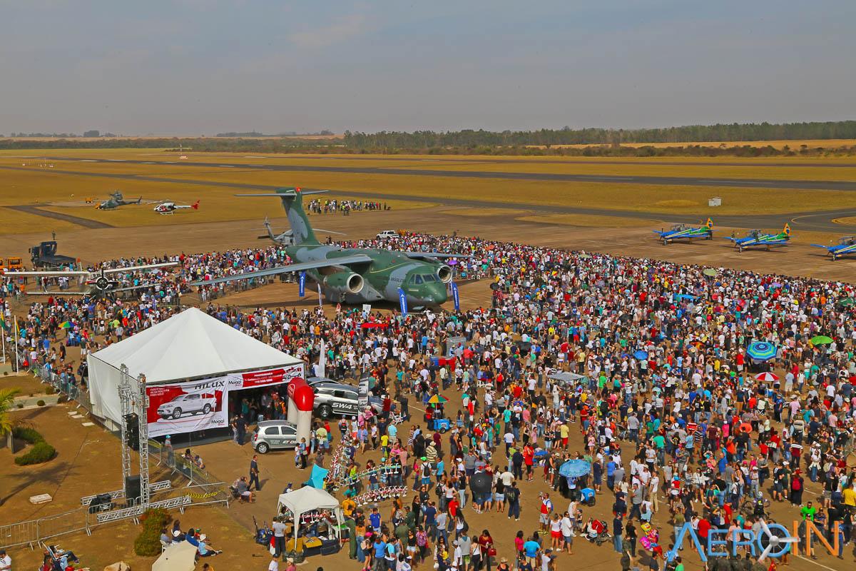 Domingo Aéreo AFA 2017