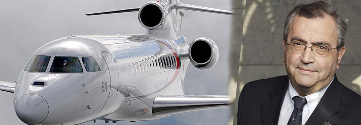 Entrevista com o CEO da Dassault
