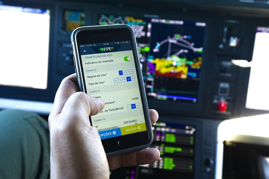Pilotos j podem baixar aplicativo fplbr para submiss o de for App para planos