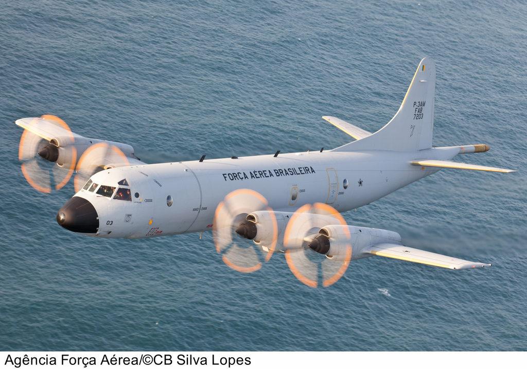 Avião P-3AM Orion FAB Força Aérea