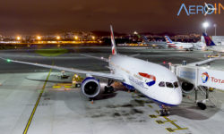 Avião Boeing 787 Dreamliner British Airways