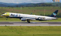 Avião Embraer E-Jet E-195 Azul