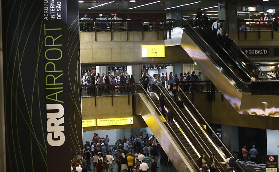 Aeroporto Guarulhos GRU Airport