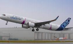 Avião Airbus A321LR A321neo