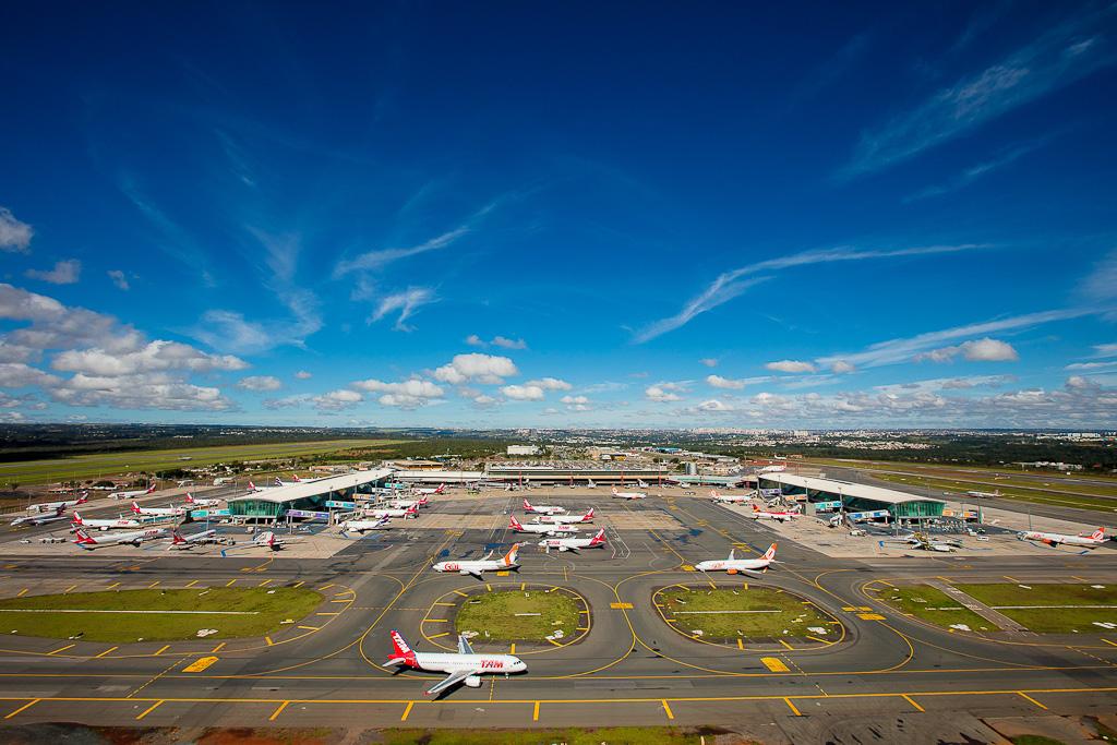 Aeroporto de Brasília Inframérica