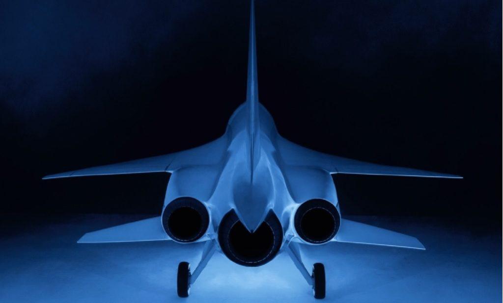 Avião Supersônico Boom XB-1