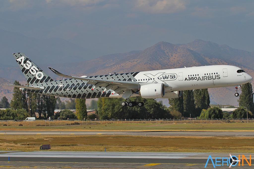 Avião Airbus A350-900