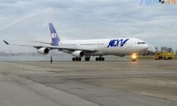Avião Airbus A340 Joon