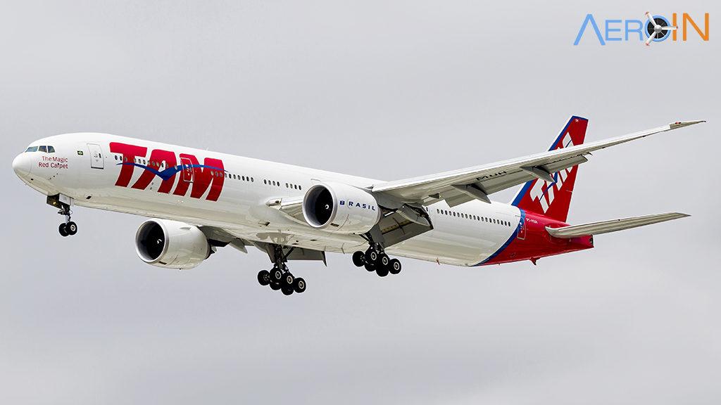 Boeings 777