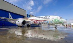 Avião Boeing 787 Aeromexico