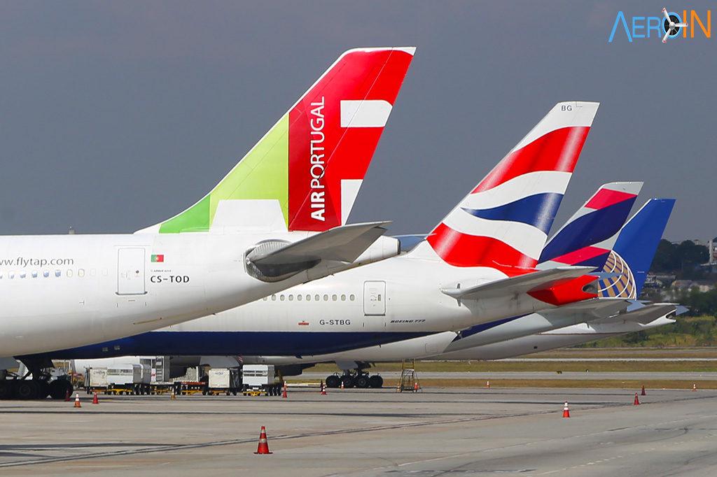 Aeroportos Estrangeiros