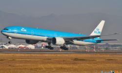 Avião Boeing 777 KLM