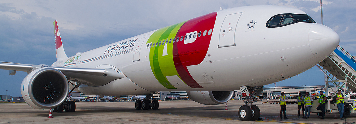 Voamos no A330neo!