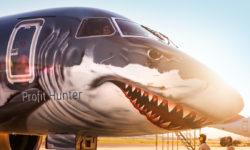 Avião Embraer E190-E2 Shark