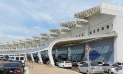 Terminal Aeroporto de Goiânia GYN SBGO