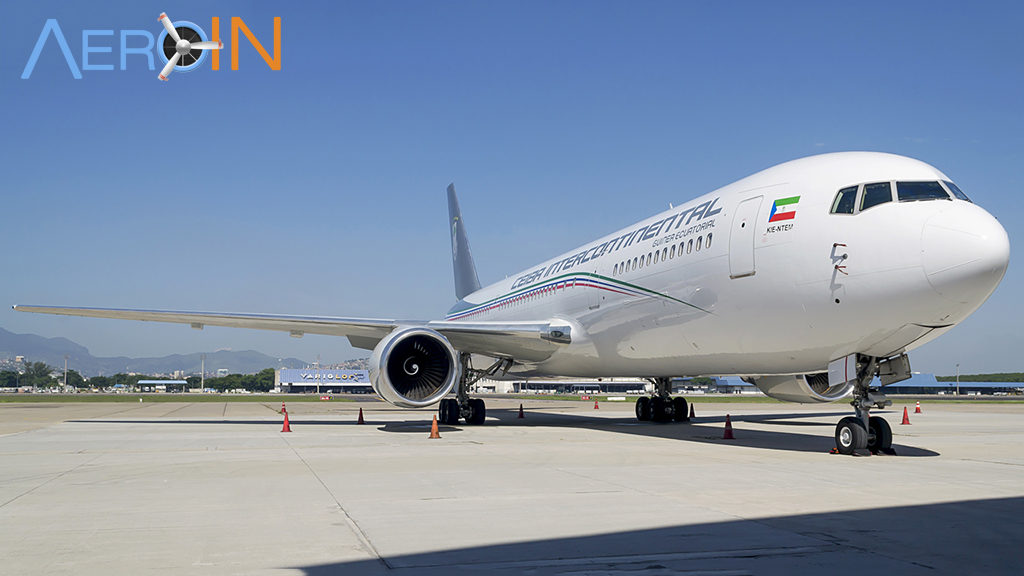 Boeing 767 Ceiba
