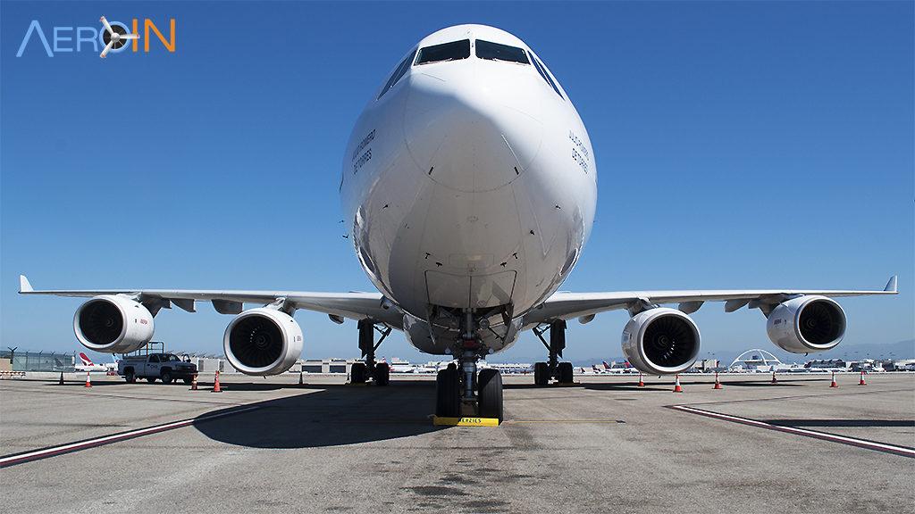 Aviões Clássicos A340