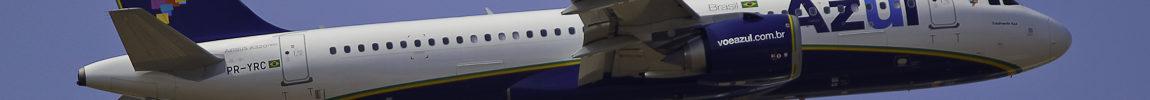 Avião Airbus A320neo Azul