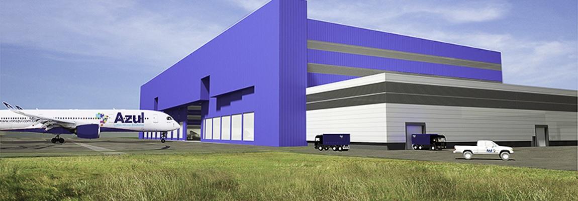 Azul confirma Hangar em Viracopos