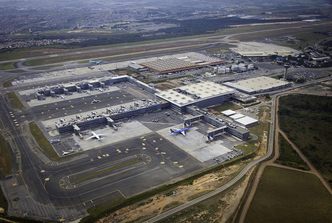 Aeroporto Internacional Viracopos VCP SBKP